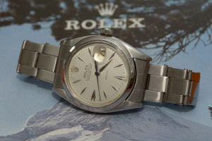 Rolex bei Dr. Crott - Teil II