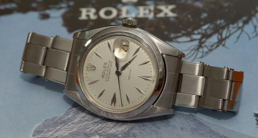 Rolex bei Dr. Crott – Teil II