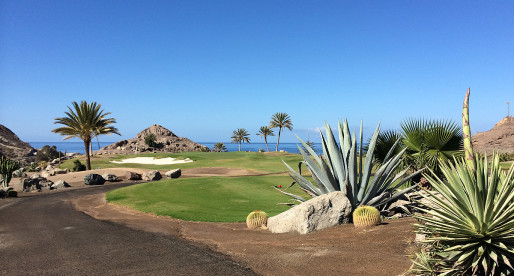 Anfi Tauro Golf – spektakuläre Aussichten