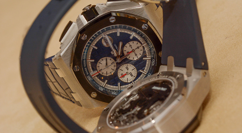 AP Royal Oak Offshore – Platinum!