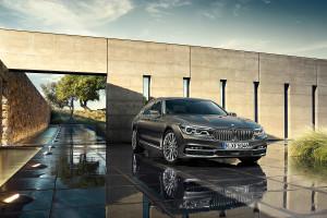 Neue BMW 7er Reihe (G11/G12)
