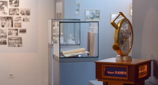 Ausstellung: Glashütte zur DDR-Zeit