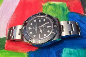 Lieblingsuhren: die Rolex Sea-Dweller von Dr. K