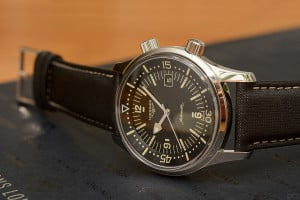 Test: Longines Heritage Collection - Legend Diver