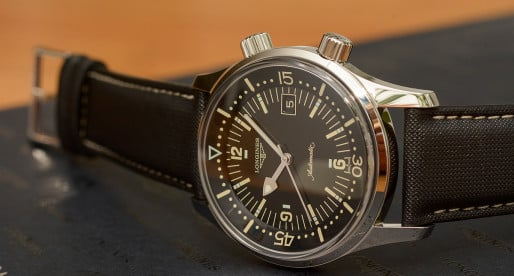 Test: Longines Heritage Collection – Legend Diver