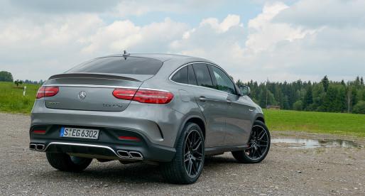 Test: Mercedes GLE & GLE 63s AMG Coupé
