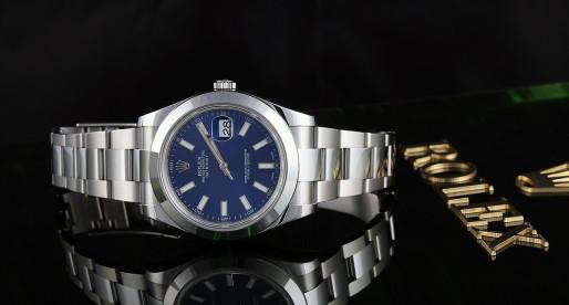 Lieblingsuhren: die Rolex Datejust II von Hannes