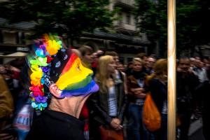 Kunst: streetberlin und der CSD