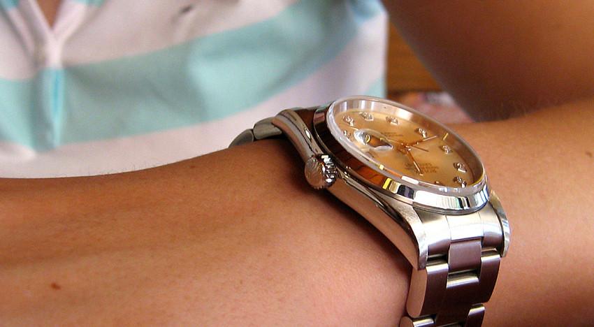 Lieblingsuhren: die Rolex Datejust von MaggyPee