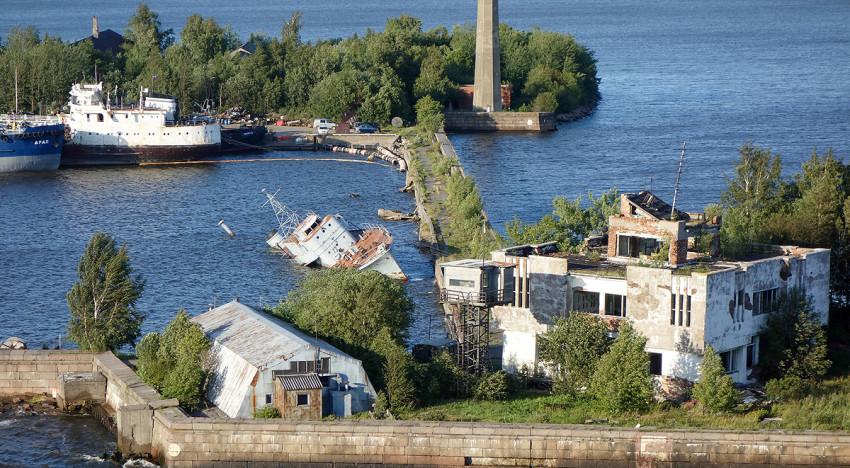 Kronstadt, St. Petersburg