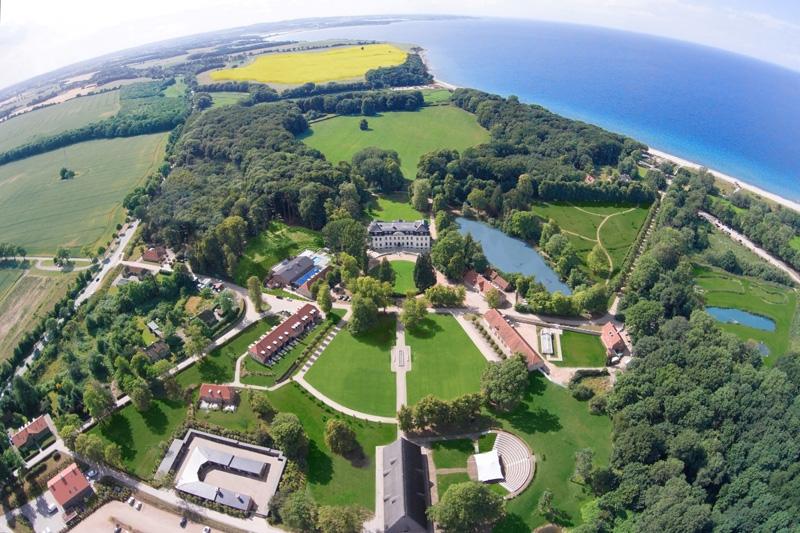 Weissenhaus-Luftbild