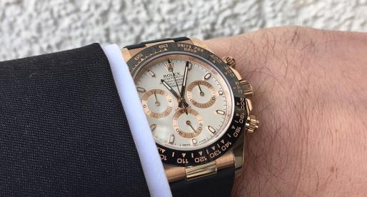 Lieblingsuhren: die Rolex Daytona von The Banker