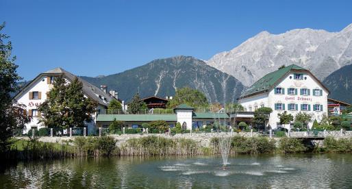 Hoteltest: Alpenresort Schwarz, Mieming