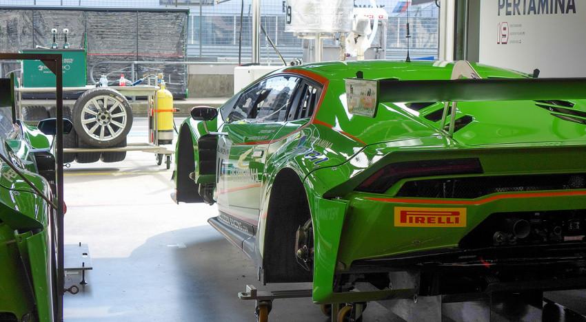 Blancpain GT Series Nürburgring