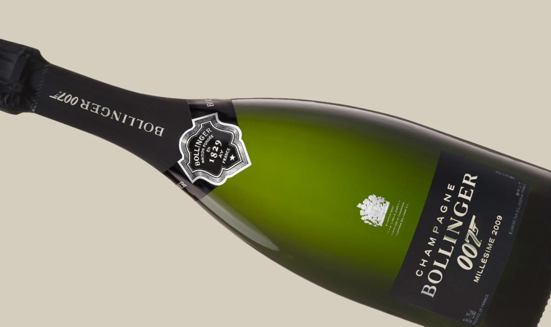Bollinger – der Champagner von 007