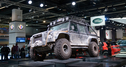 IAA 2015 – Cars of SPECTRE