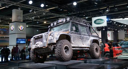 IAA 2015 – Cars of SPECTRE