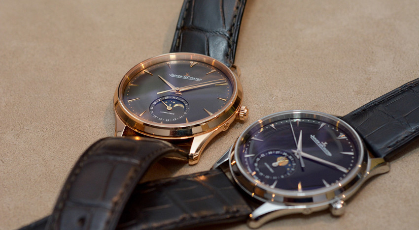 Hands-on JLC Master Ultra Thin Moon & Tourbillon