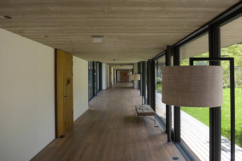 Luxify Reisebericht Hoteltest Wiesergut Hinterglemm Architektur