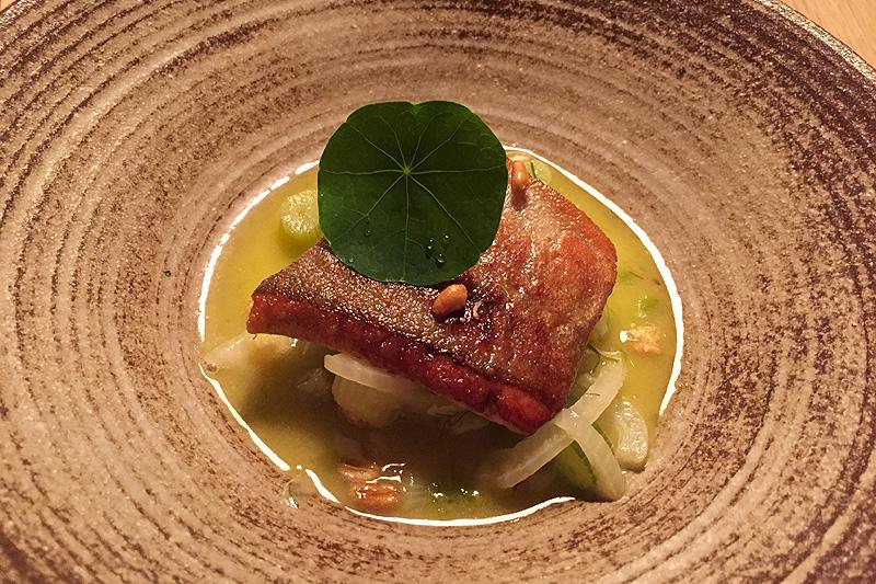 Luxify Reisebericht Hoteltest Wiesergut Restaurant Abendessen