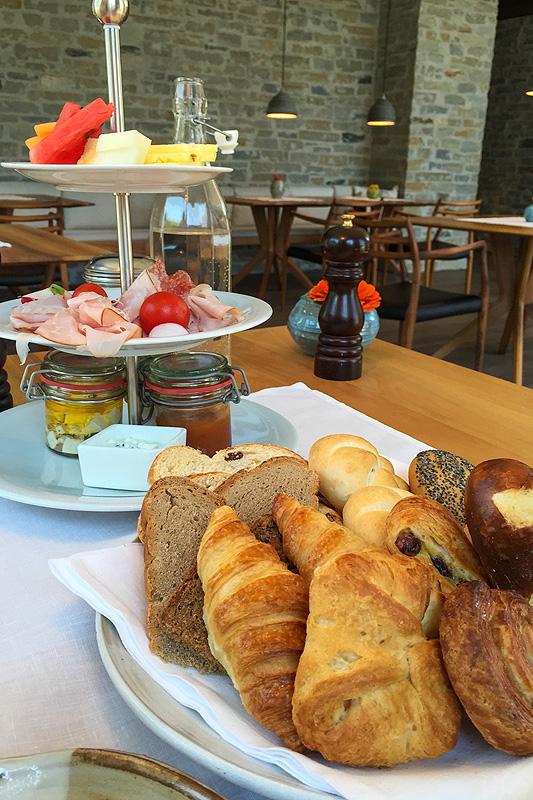 Luxify Reisebericht Hoteltest Wiesergut Frühstück