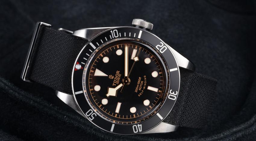 Tudor Heritage Black Bay black 79220N