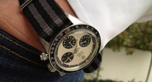Lieblingsuhren: die Paul Newman Daytona von Charly