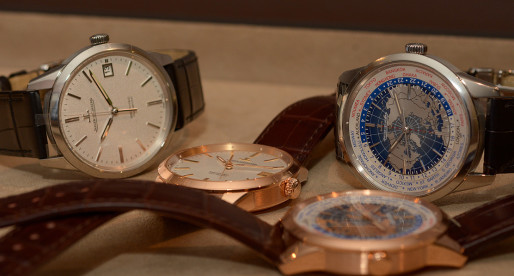 Hands-on JLC Geophysic True Second & Universal Time