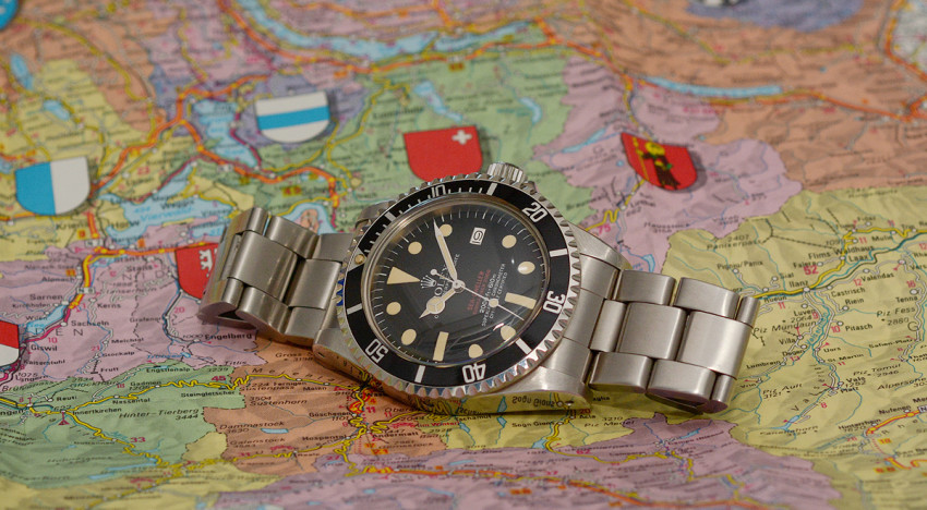 Rolex Highlights bei Dr. Crott