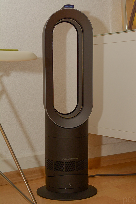 test dyson hot cool am09 luxify das lifestyle und luxus magazin. Black Bedroom Furniture Sets. Home Design Ideas