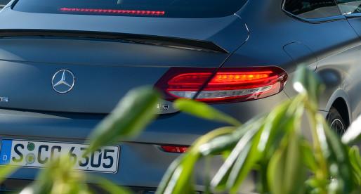 Test: Mercedes-AMG C 63 S Coupé