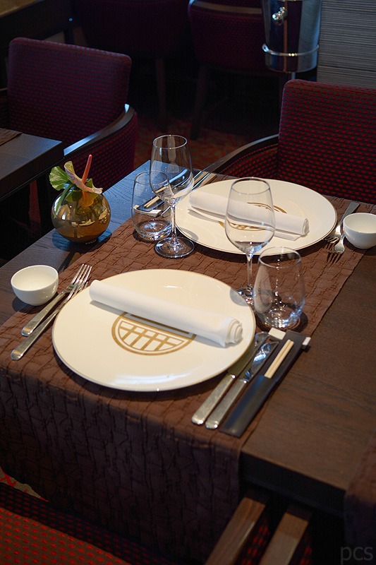 Luxify Reisebericht Kulinarik MS Europa 2 Restaurant Elements