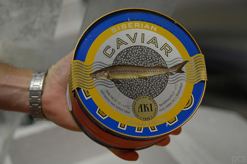 Kaviar MS Europa 2