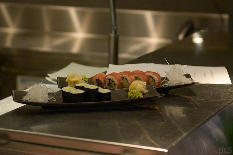 Luxify Reisebericht Kulinarik MS Europa 2 Sakura Sushi