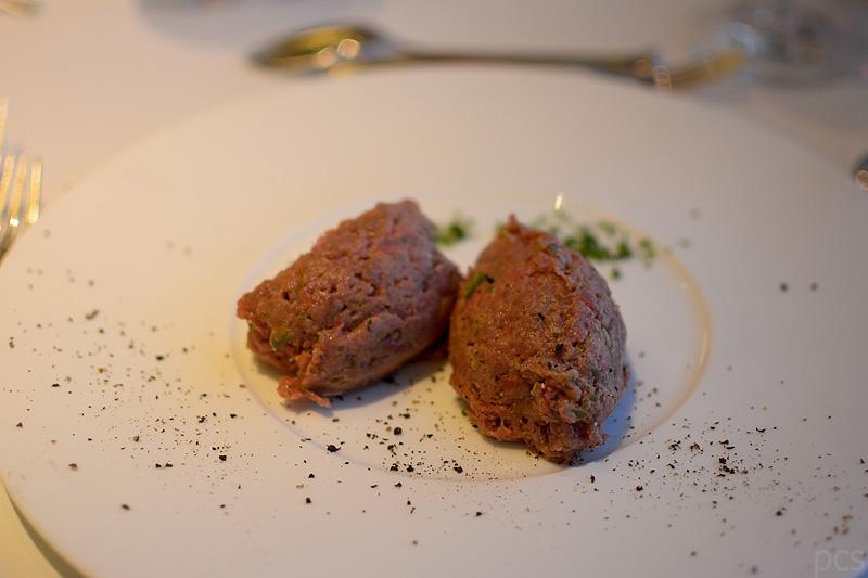 Europa 2 Beef Tartar