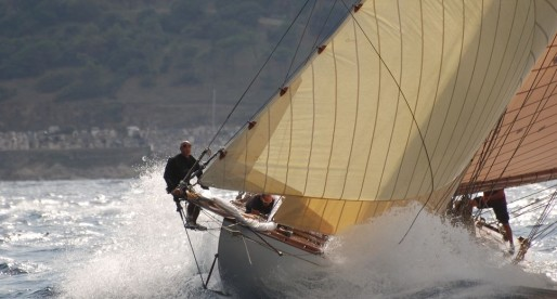 Les Voiles de St. Tropez 2015 – klassische Yachten