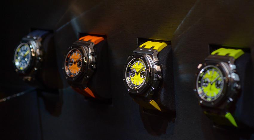 Hands-on Audemars Piguet Royal Oak Offshore Diver Chronograph