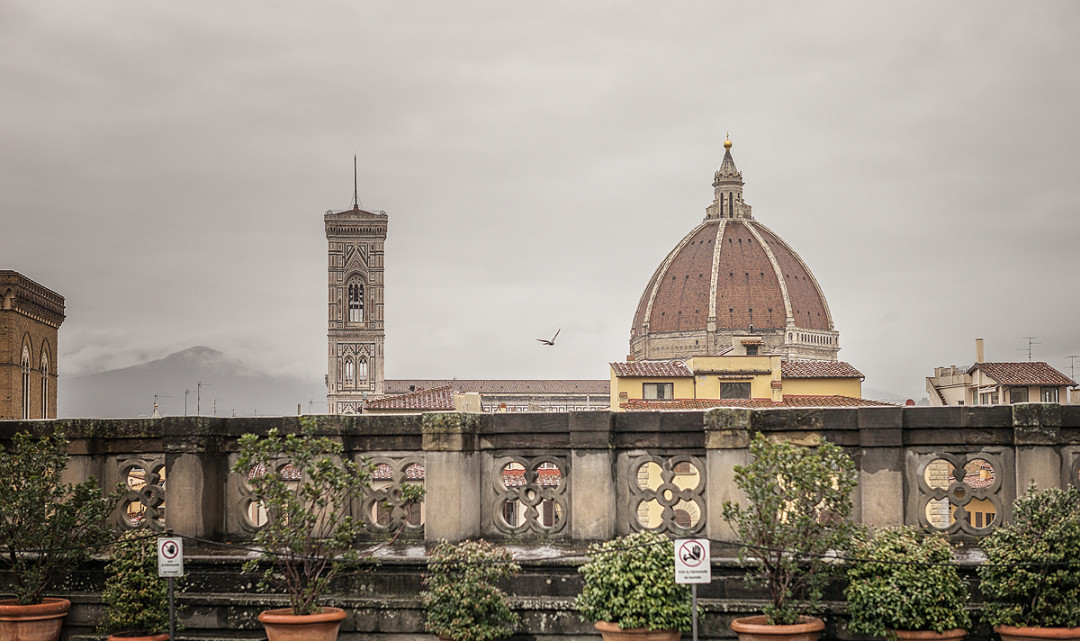 Pitti Uomo Florenz – Impressionen
