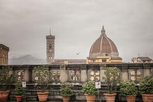 Pitti Uomo Florenz - Impressionen