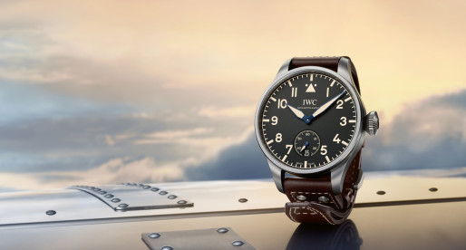 Preview: IWC Big Pilot's Heritage Watch