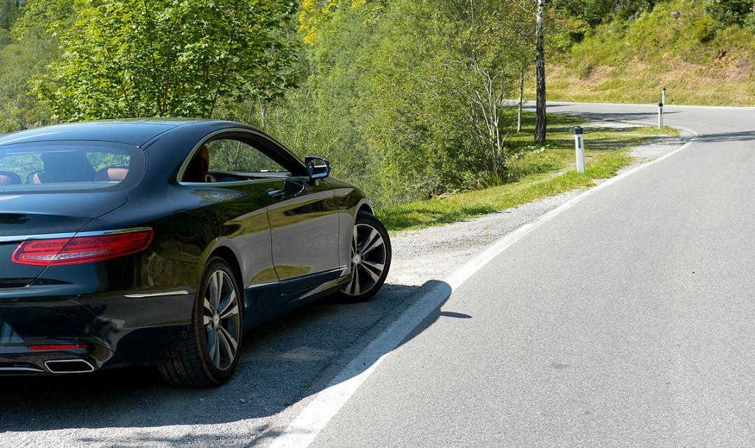 Roadtrip: Mercedes S 500 Coupé