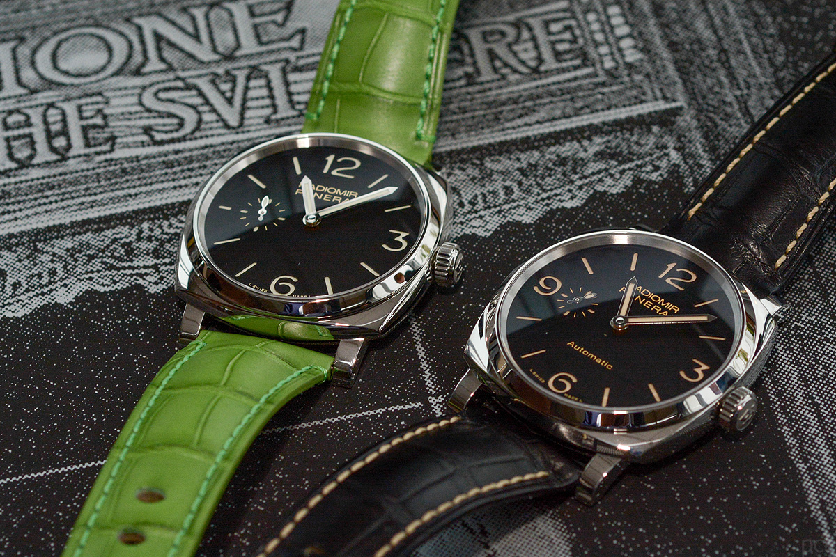 Hands-on Panerai Radiomir 1940 – 42mm