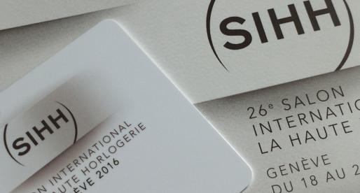 SIHH 2016: Neuheiten, Berichte, Impressionen