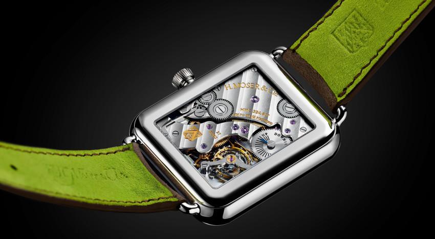 Preview: H. Moser & Cie. Swiss Alp Watch