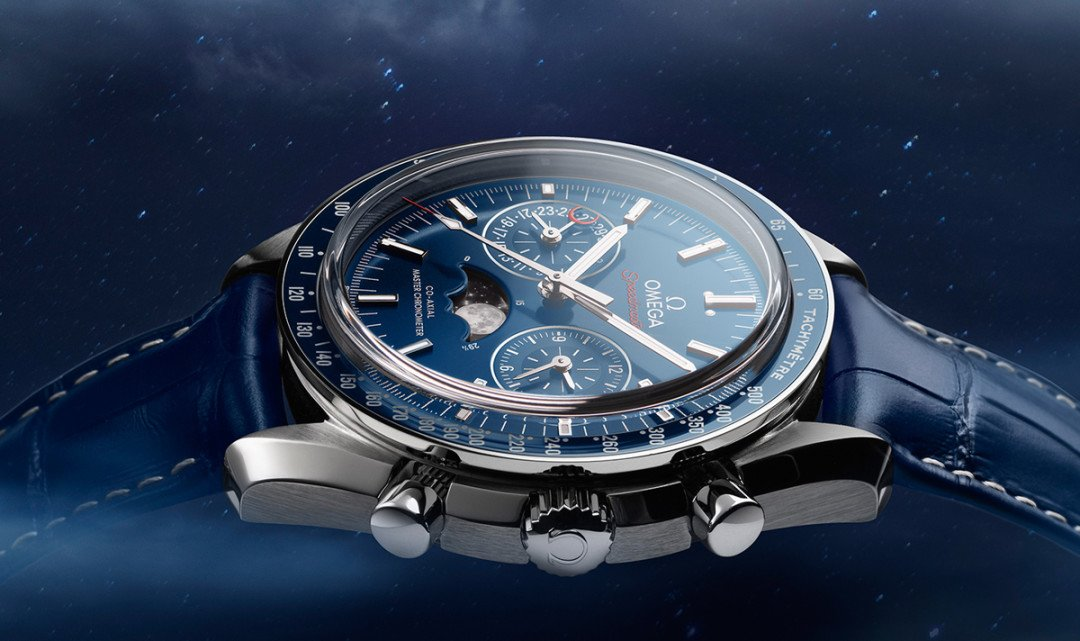 Preview: Omega Speedmaster Moon Phase