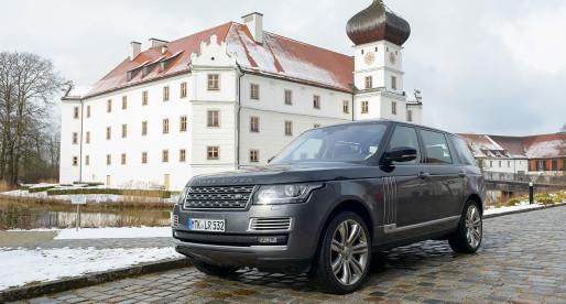 Test: Range Rover SVAutobiography
