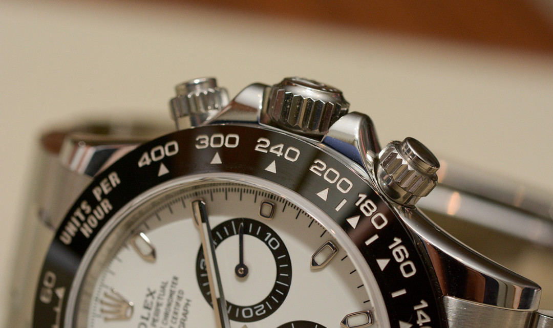 Hands-on Rolex Daytona Cerachrom 116500