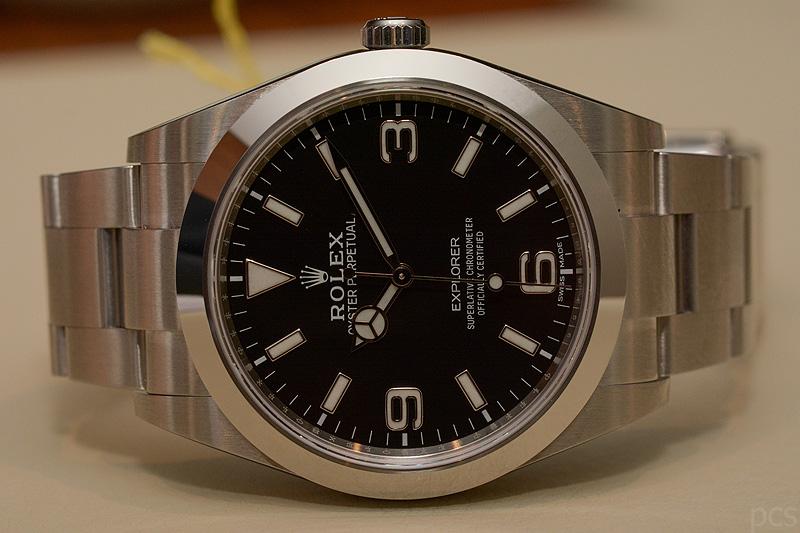 Rolex 214270 Preiserhöhung 1. Januar 2020