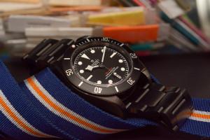 Hands-on Tudor Heritage Black Bay Baselworld 2016