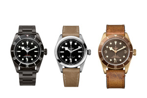 Baselnews: Tudor Heritage Black Bay mit Manufakturwerk